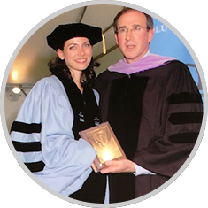 dr eleni graduates